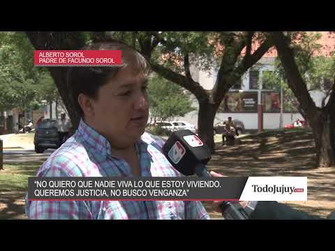 El papá de Facu Sorol insiste: No quiero venganza