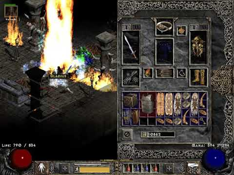 Diablo 2 - Skullder's Ire Drop - Holy Grail (202 Out Of 502) - Good Item