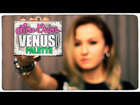 ШИКАРНА ДЛЯ SMOKY EYES - LIME CRIME VENUS IMMORTALIS