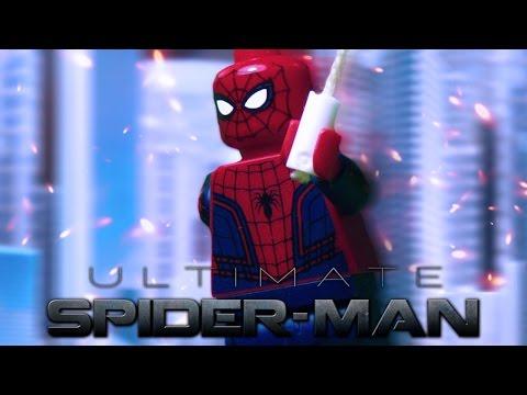 Lego Ultimate Spider-Man (Season 2:Episode 3)Venom attacks