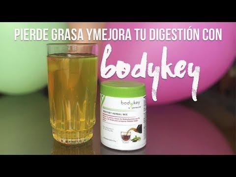Para qué sirve el té Herbal Mix de Bodykey - Leslie Delgado