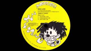 �������� ���� Mad Lion - Take It Easy (Vocal Mix) ������