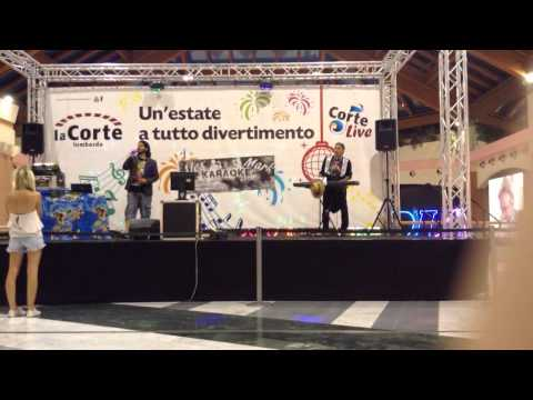 Slave to love - LA CORTE LOMBARDA by ALEX E MARK  [fb: KARAOKE CON ALEX E MARK]