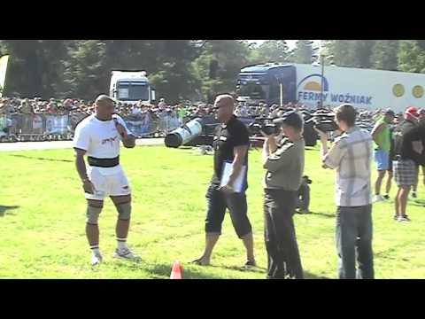 Wielka wygrana - STRONGMAN Mateusz Baron - MB M-Balance.com