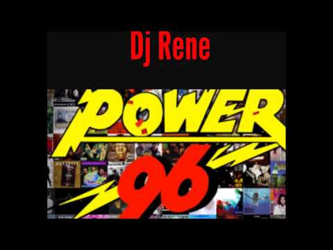 DJ RENE POWER 96 BAHA