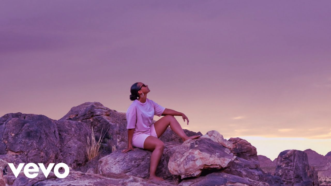 Alicia Keys - 3 Hour Drive (Visualizer) ft. Sampha