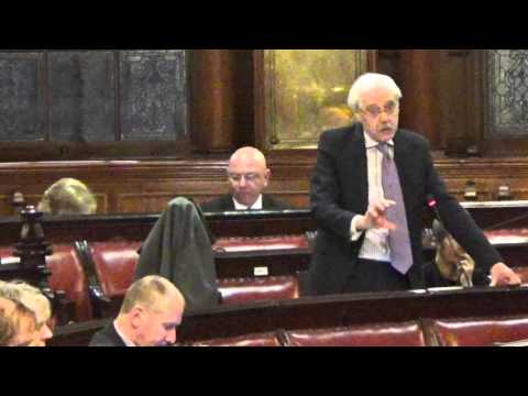 Liverpool City Council 13th January 2016 Part 1 of 4