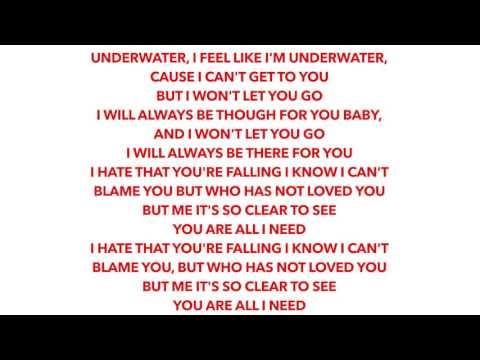 Joakim Lundell Ft. Arrhult - All I need (Lyrics)