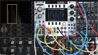 Intellijel Dixie II+: Hard Sync & Flip (LMS: Eurorack Expansion Preview)