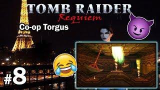 """[TRLE] Tomb Raider Requiem - Co-Op Torgus - LvL2 [4/4] - """"Gdzie mój skorpion?"""""""