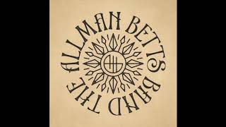 The Allman Betts Band - Southern Accents
