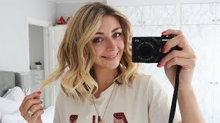 How I Style My Hair   My 3 Favourite Curling Wands   Beach Waves Tutorial