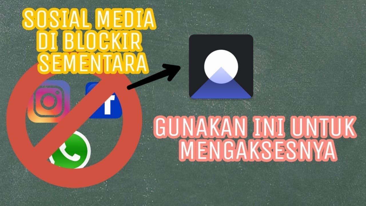 Cara Mengatasi Sosial Media (Whatsapp, Instagram, Facebook ...