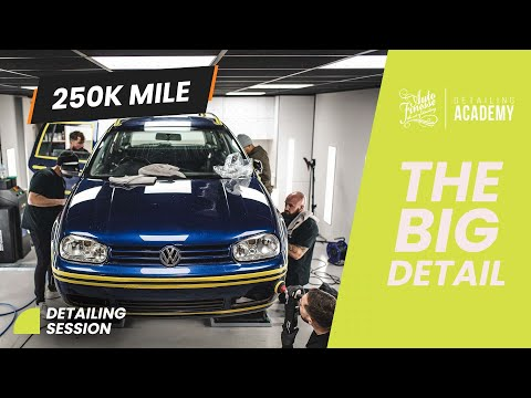 Auto Finesse 250k Mile Sh*t Box Detailing Transformation