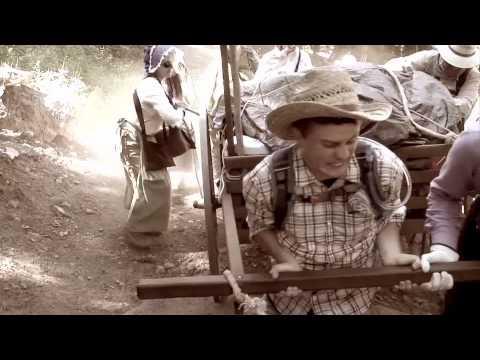 Put Your Shoulder to the Wheel ♬♪ Mormon Tabernacle Choir, Pioneer Trek