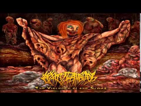 CREPITATION - The Violence Of The Slams EP