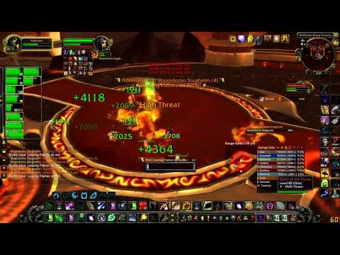 The Burning Legion vs Majordomo10HC