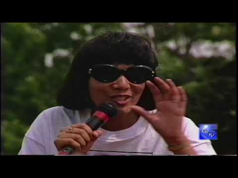 "G.B.T.V. CultureShare ARCHIVES 1992: JUNETEENTH FESTIVAL ""Entertainer #1 ""My kind of man"" (HD)"