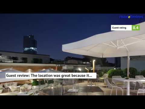 Crowne Plaza Milan City **** Hotel Review 2017 HD, Central Station, Italy