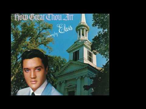 Elvis Presley Gospel Medley 1968,HD With Lyrics.