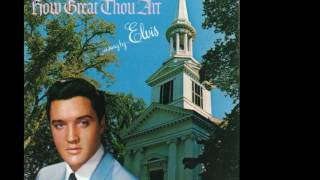 Elvis Presley Gospel Medley 1968,HD With Lyrics.