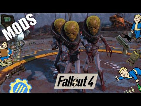 Los 5 Mods de la semana #1 | Fallout 4