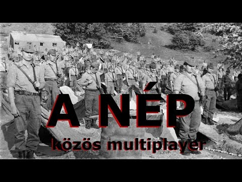 Hearts of Iron IV Közös harc a NÉPPEL -multiplayer #1