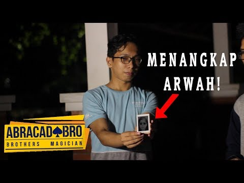 MISTIS! Aksi Menangkap Jin di UI ( Universitas Indonesia ). abracadaBRO Magic Paranormal Experience
