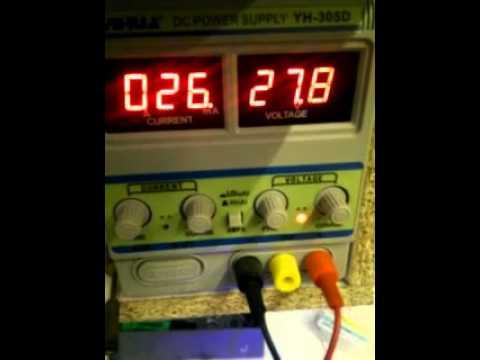 24 volt 10 kohm