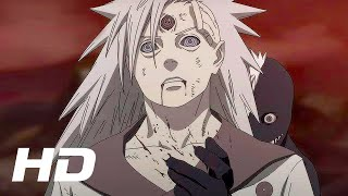 Obito Uchiha and Madara's Death, Kaguya Revived (English Dub) Narut...
