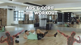 PMA Fitness    20 Minute Abs & Core Workout w/Dumb Bells