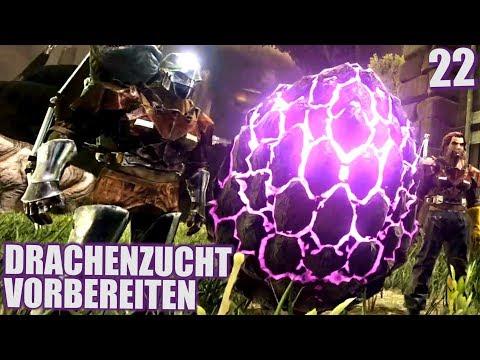 Ark Aberration #22 Drachenzucht vorbereiten | Let's Play Deutsch || Gameplay German