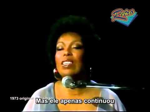 ROBERTA FLACK    KILLING ME SOFTLY    LEGENDADO EM PORTUGUÊS BR