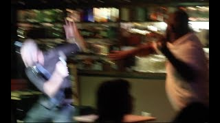 FIGHT BREAKS OUT AT COMEDY SHOW!!!!
