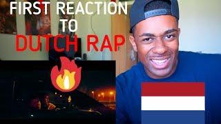 FIRST REACTION TO DUTCH RAP/HIPHOP  🇳🇱 (SEVN ALIAS,LIJPE,JOSYLVIO)