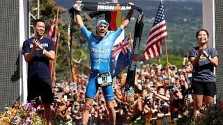 Patrick Lange wins Kona Ironman World Championship, smashes mythica...
