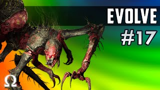 Baixar CAUGHT IN MY WEB OF DESTRUCTION! | Evolve Stage 2 #17 Gorgon Monster Gameplay