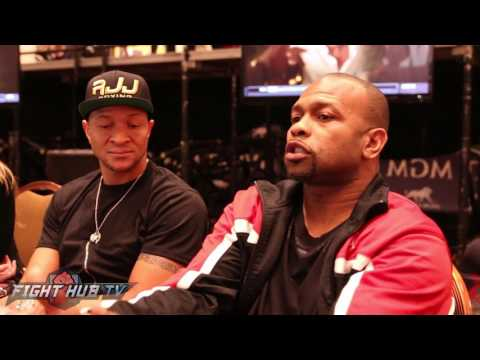 Roy Jones Jr  feels he would've beaten Andre Ward & Sergey Kovalev because of his speed