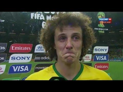 Давид луис плачет после матча с германией фото
