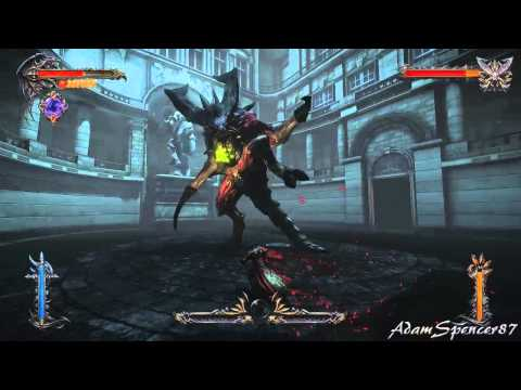 17. Castlevania Lords of Shadow 2 - Prince of Darkness Walkthrough - Abaddon Boss