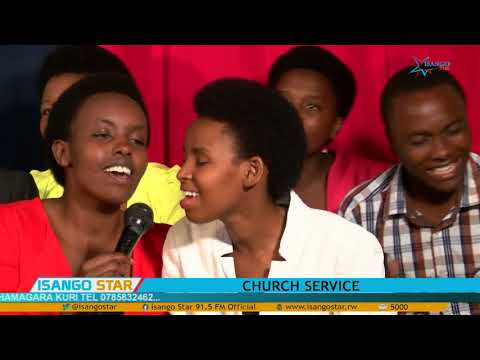 HOREB CHOIR #CHURCH SERVICE  SHOW