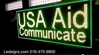 FEMA or USAID Disaster Communicator, anywhere, any language. NoGrid, OK! 800-955-0505
