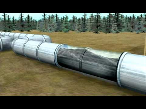 Process Animation - Athabasca Oil Sands Project