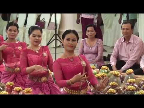 Cambodian Traditional Wedding In The City