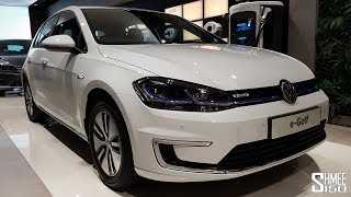 The e-Golf and Golf GTE are VW's Glimpse of the Future! | REVIEW