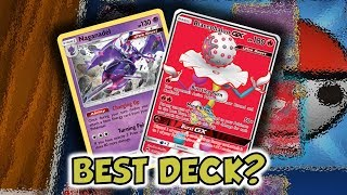NEW BEST DECK? | Blacephalon GX/Naganadel Lost Thunder Deck Profile and Battles w/ TrainerChip!