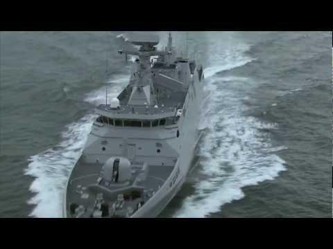 marine marocaine frégate type SIGMA TBZ 613 Moroccan navy