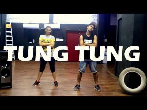 Tung Tung da Sound I Punjabi Zumba dance fitness choreography I Vicky and aakanksha