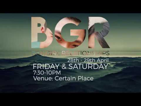 BGR  Boy Girl Relationships with Pastor Victor Wong