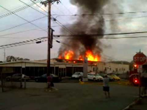 beverly ma fire north shore volkswagen dealership    youtube